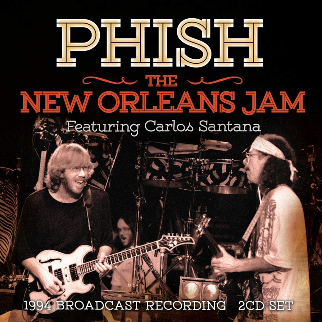 The New Orleans Jam - 1