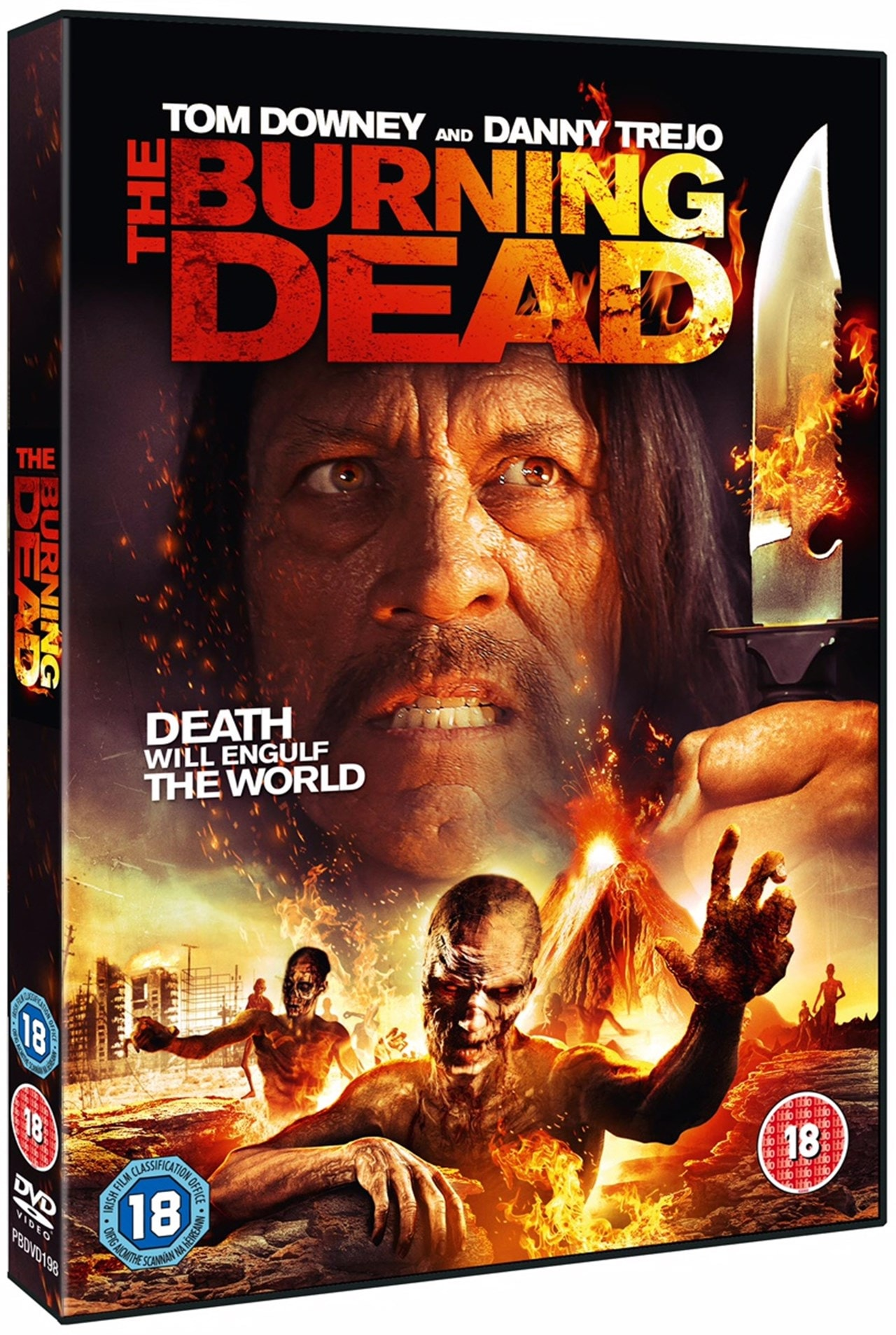 The Burning Dead - 2
