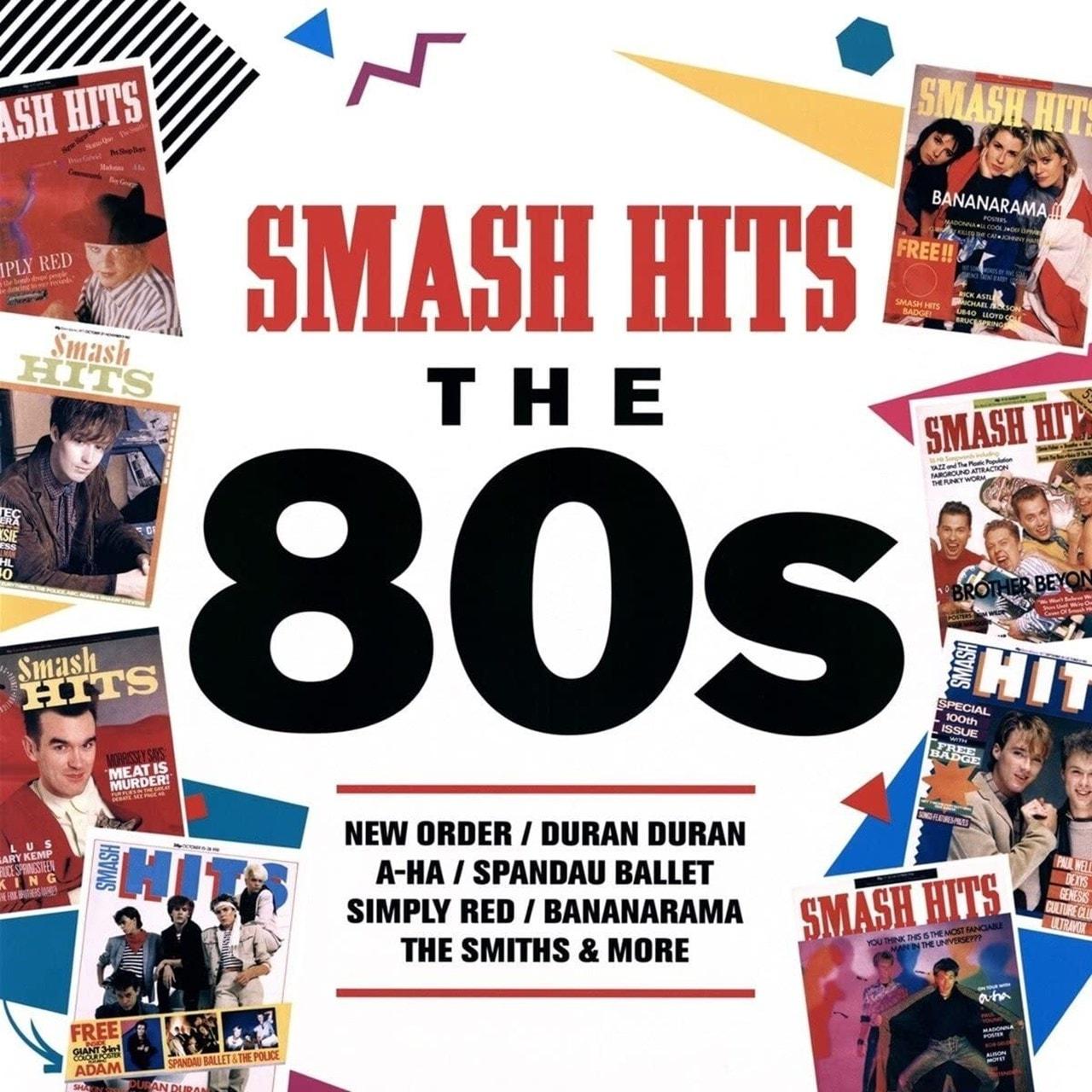 Smash Hits the 80s - 1