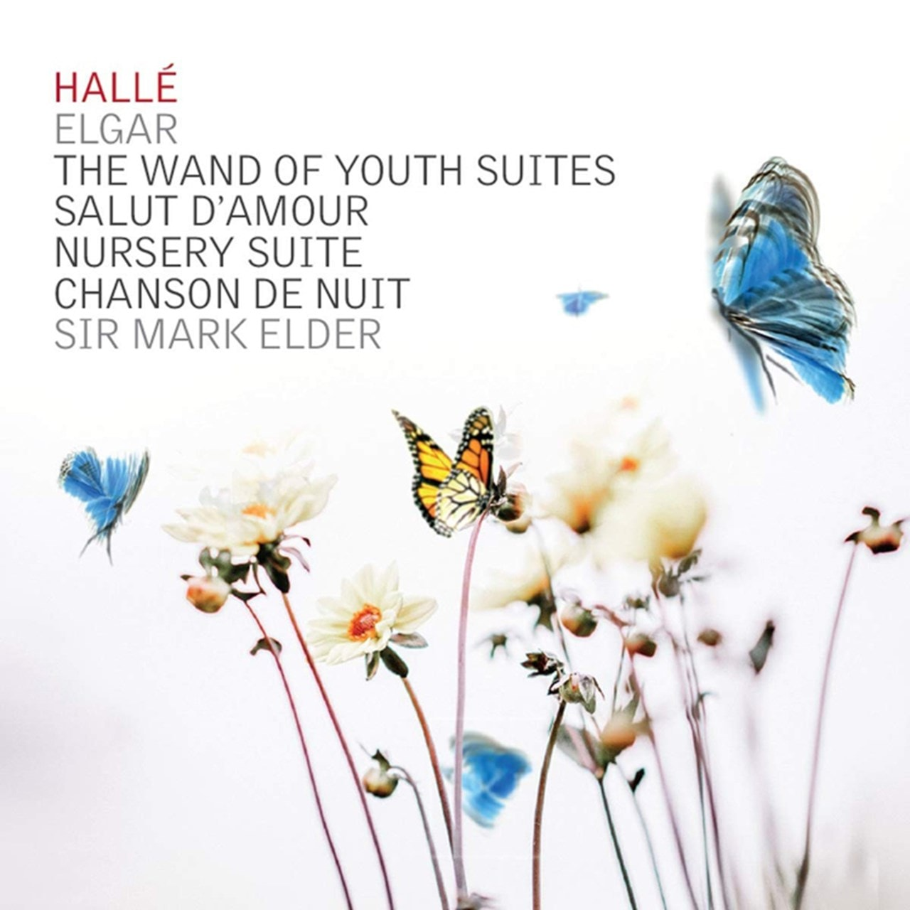 Elgar: The Wand of Youth Suites/Salut D'amour/Nursery Suite/... - 1