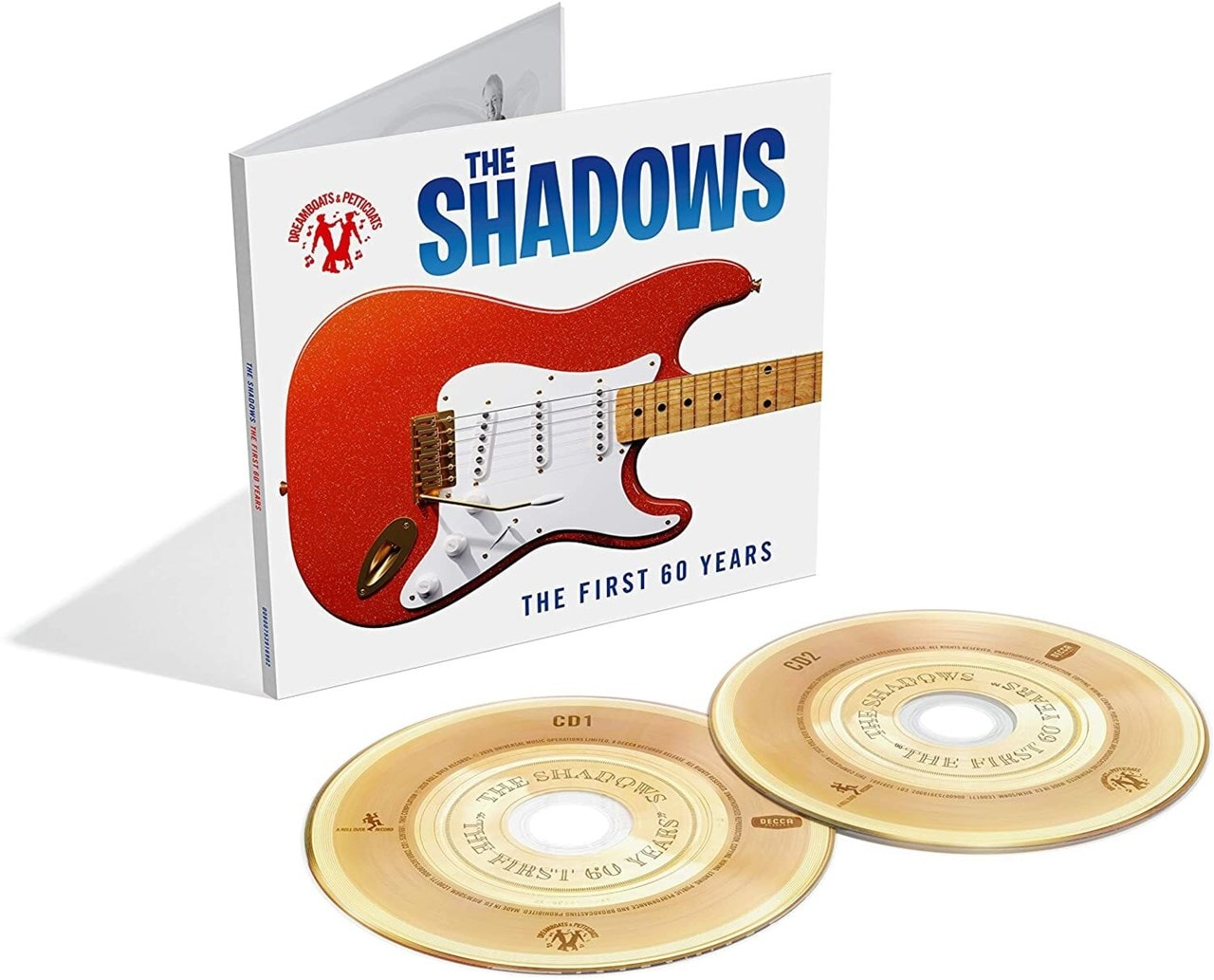 Dreamboats and Petticoats Presents the Shadows: The First 60 Years - 2
