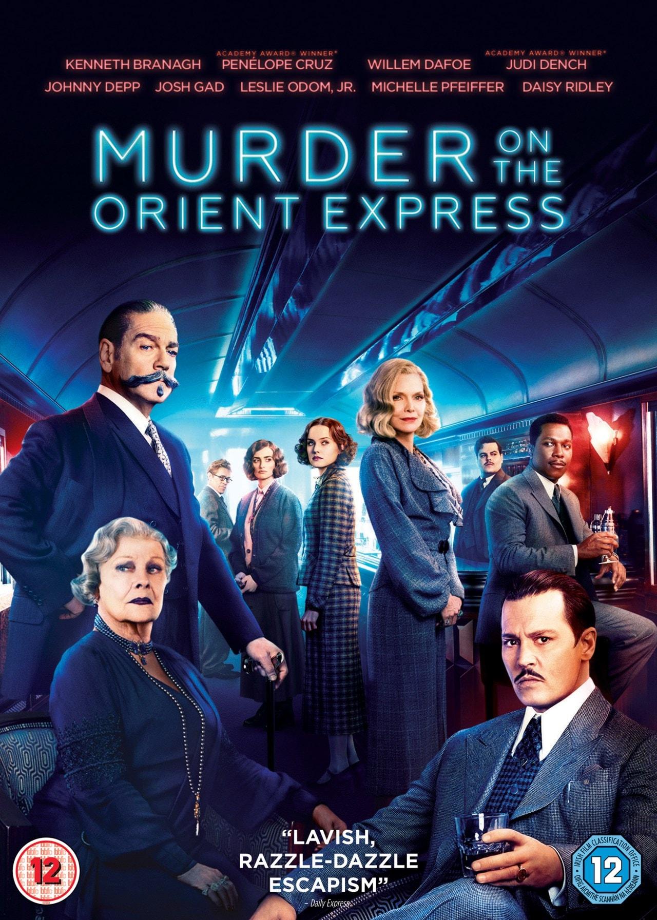 Murder On the Orient Express - 1