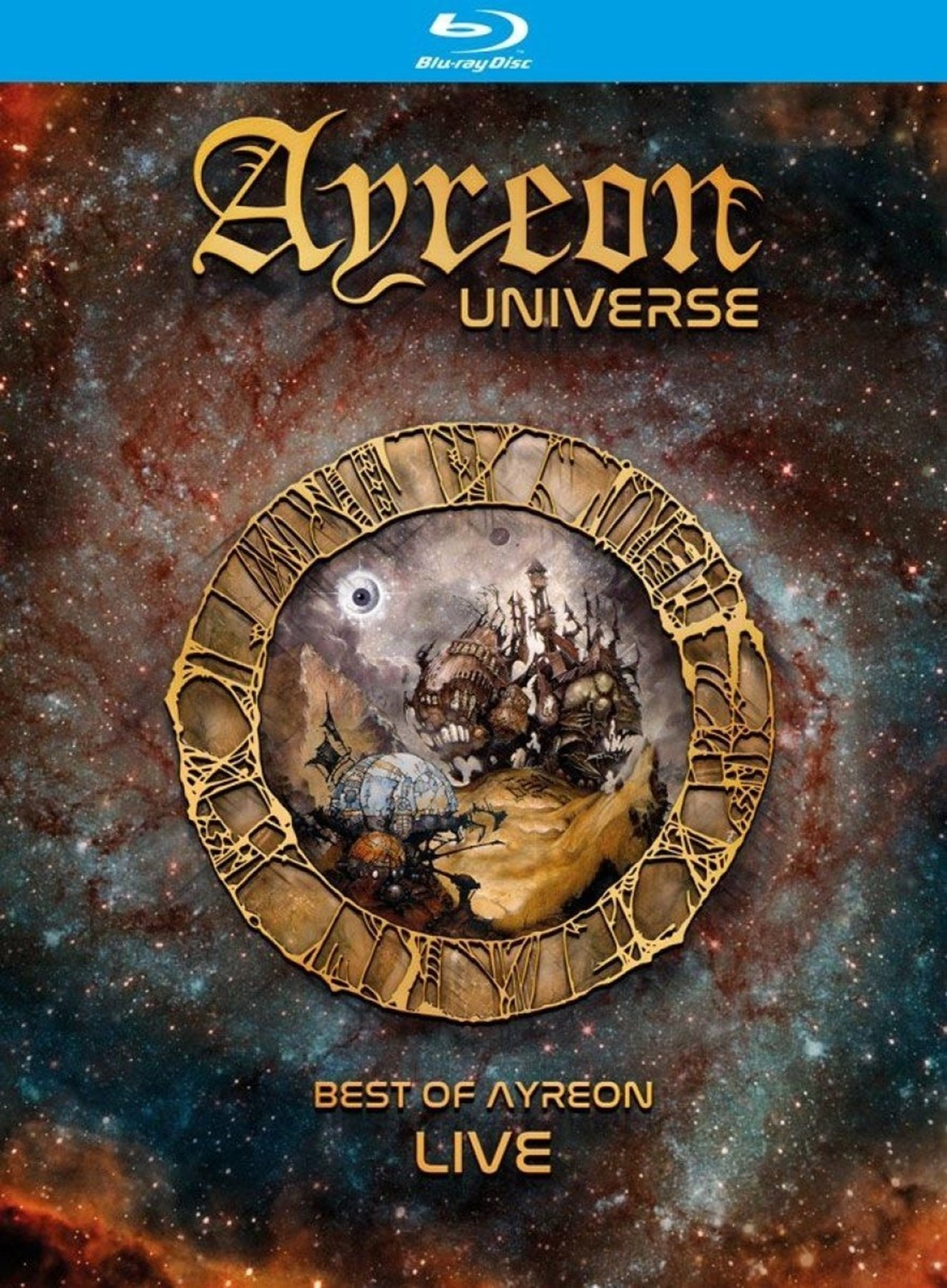 Ayreon Universe - Best of Ayreon Live - 1