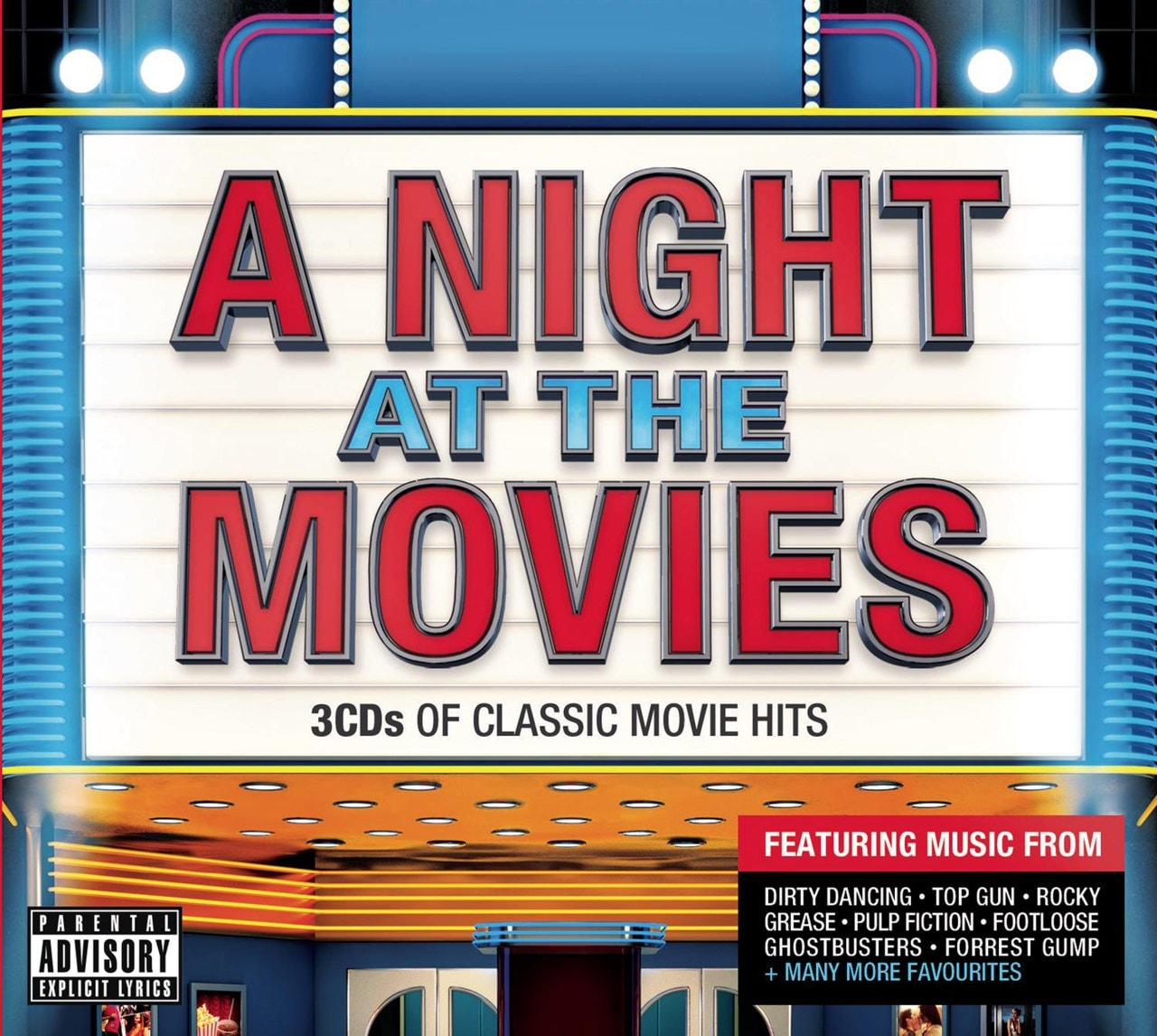 A Night at the Movies - 1