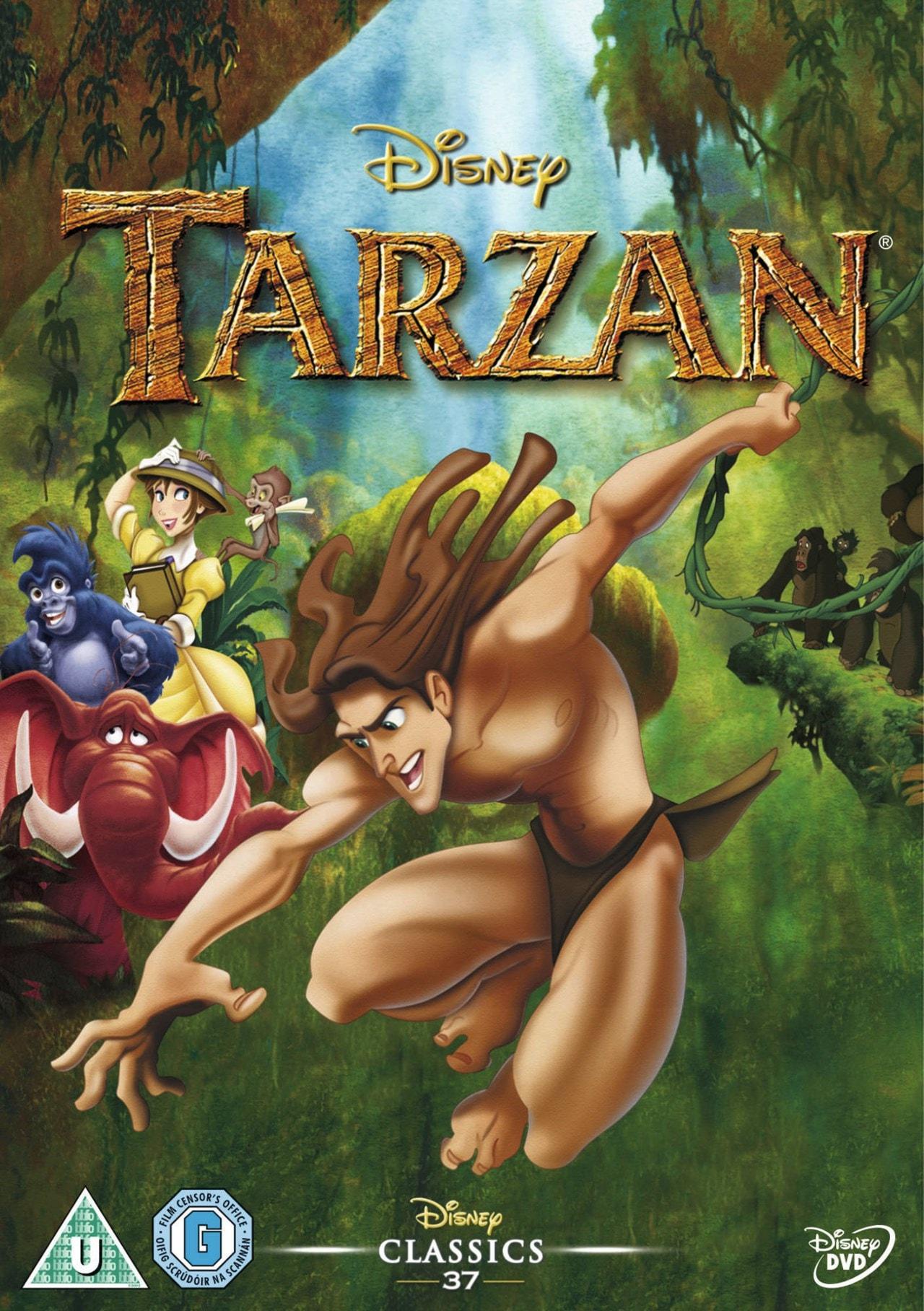 Tarzan (Disney) - 3