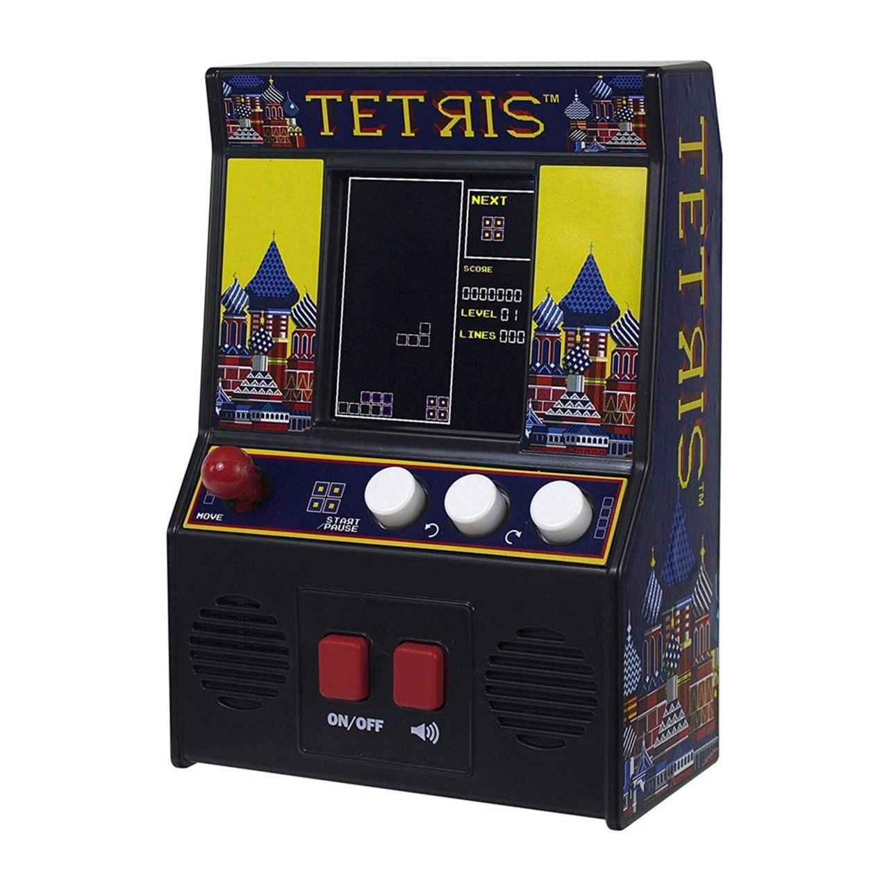 Tetris: Mini-Arcade Electronic Game - 1