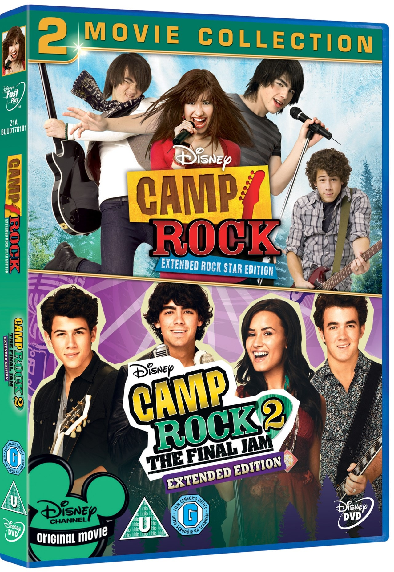 Camp Rock: 2-movie Collection - 2