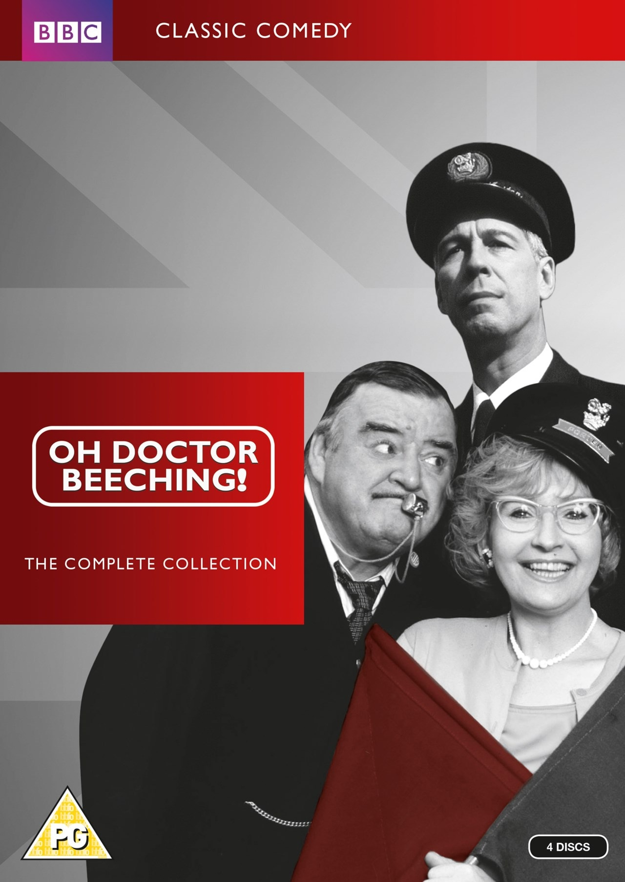 Oh Doctor Beeching: Complete Collection (hmv Exclusive) - 1