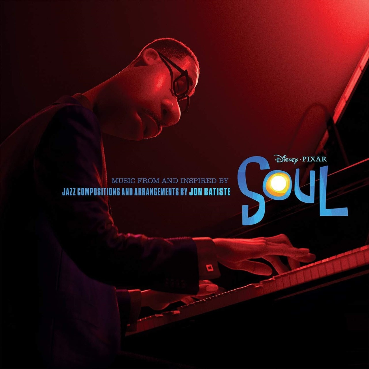 Music from and Inspired By Soul: Jazz Compositions and Arrangements By Jon Batiste - 1
