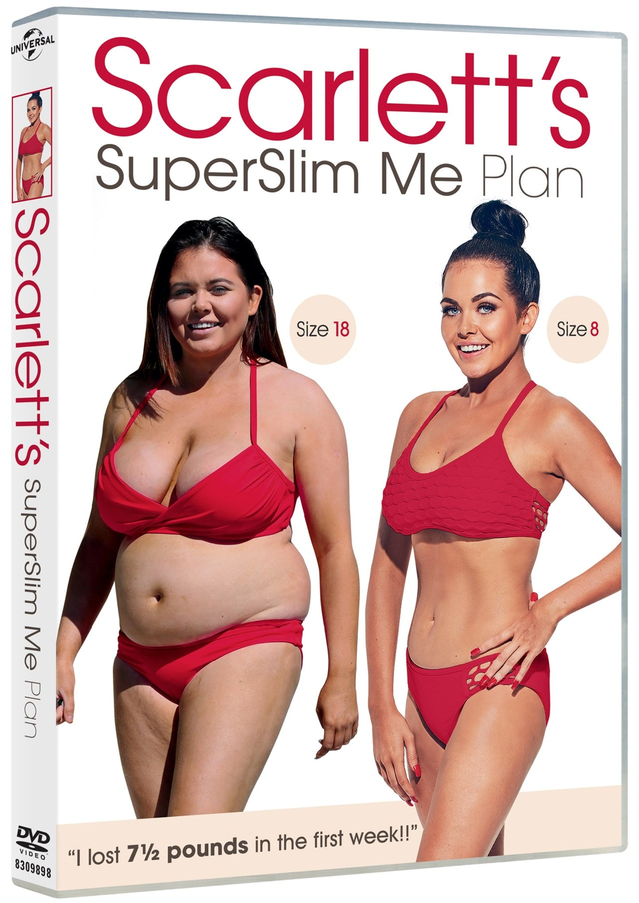 Scarlett's Superslim Me Plan - 2