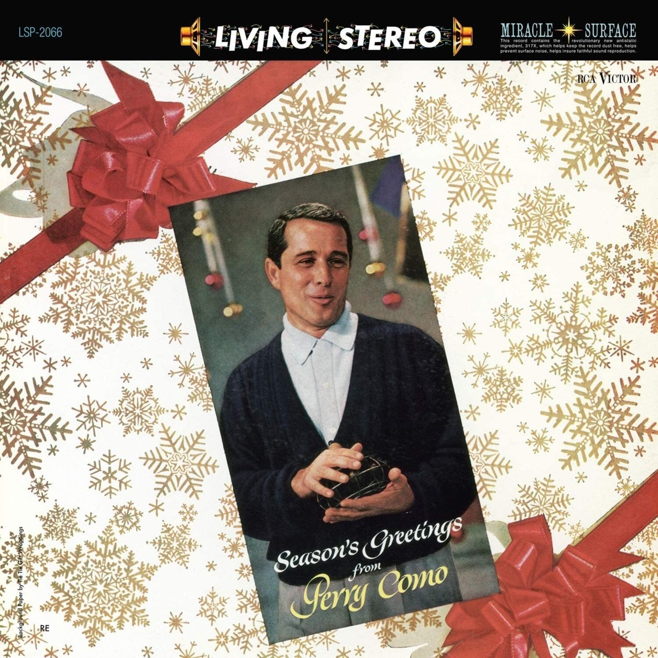 Season's Greetings from Perry Como - 1