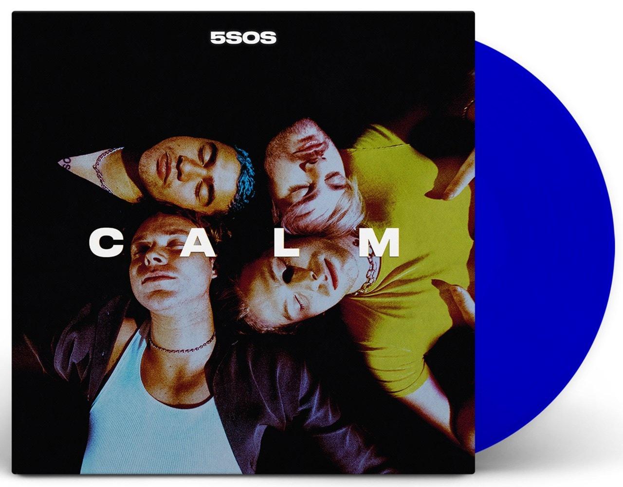 C a L M - Limited Edition Blue Vinyl - 1