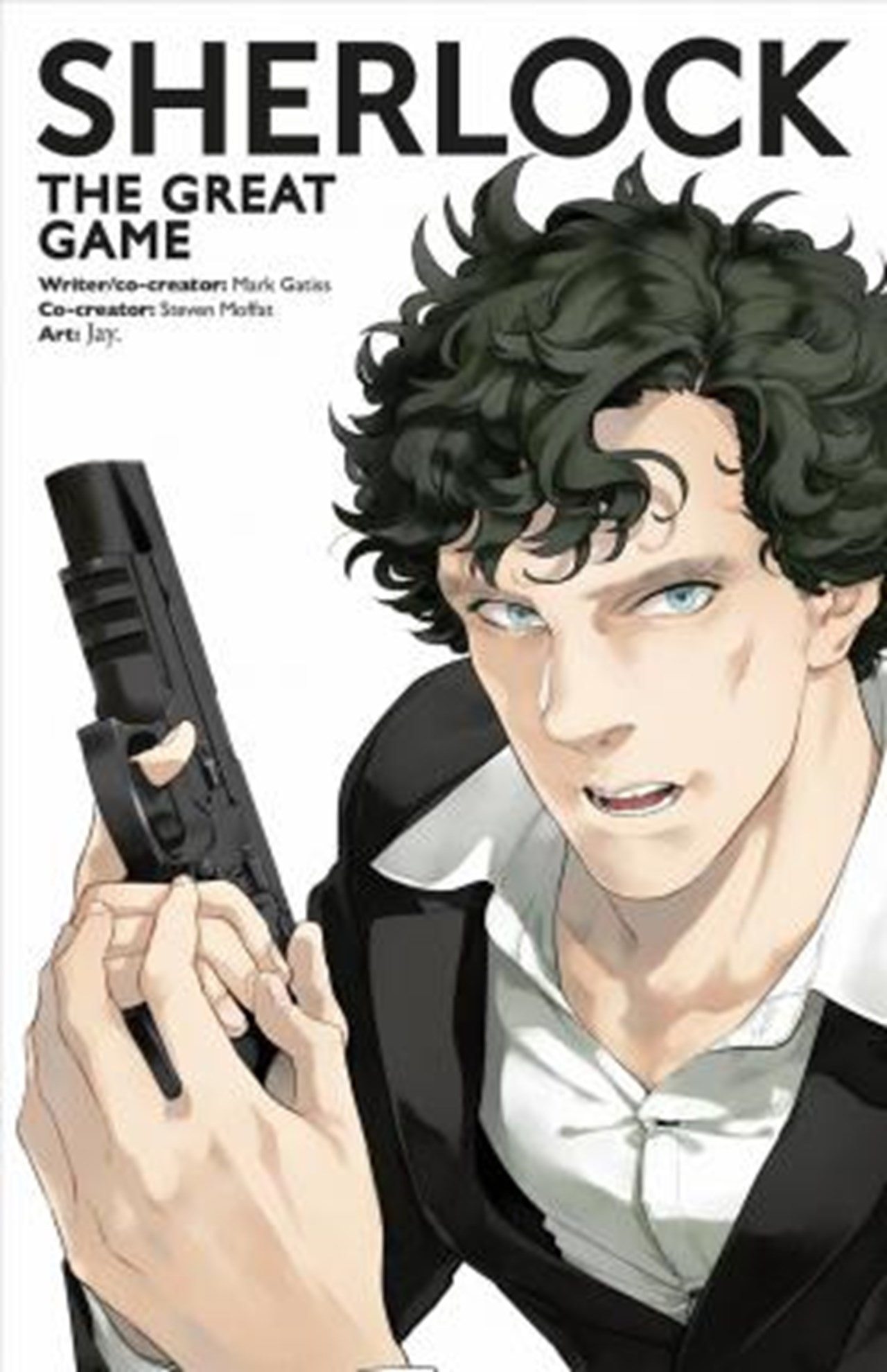 Sherlock Great Game - 1
