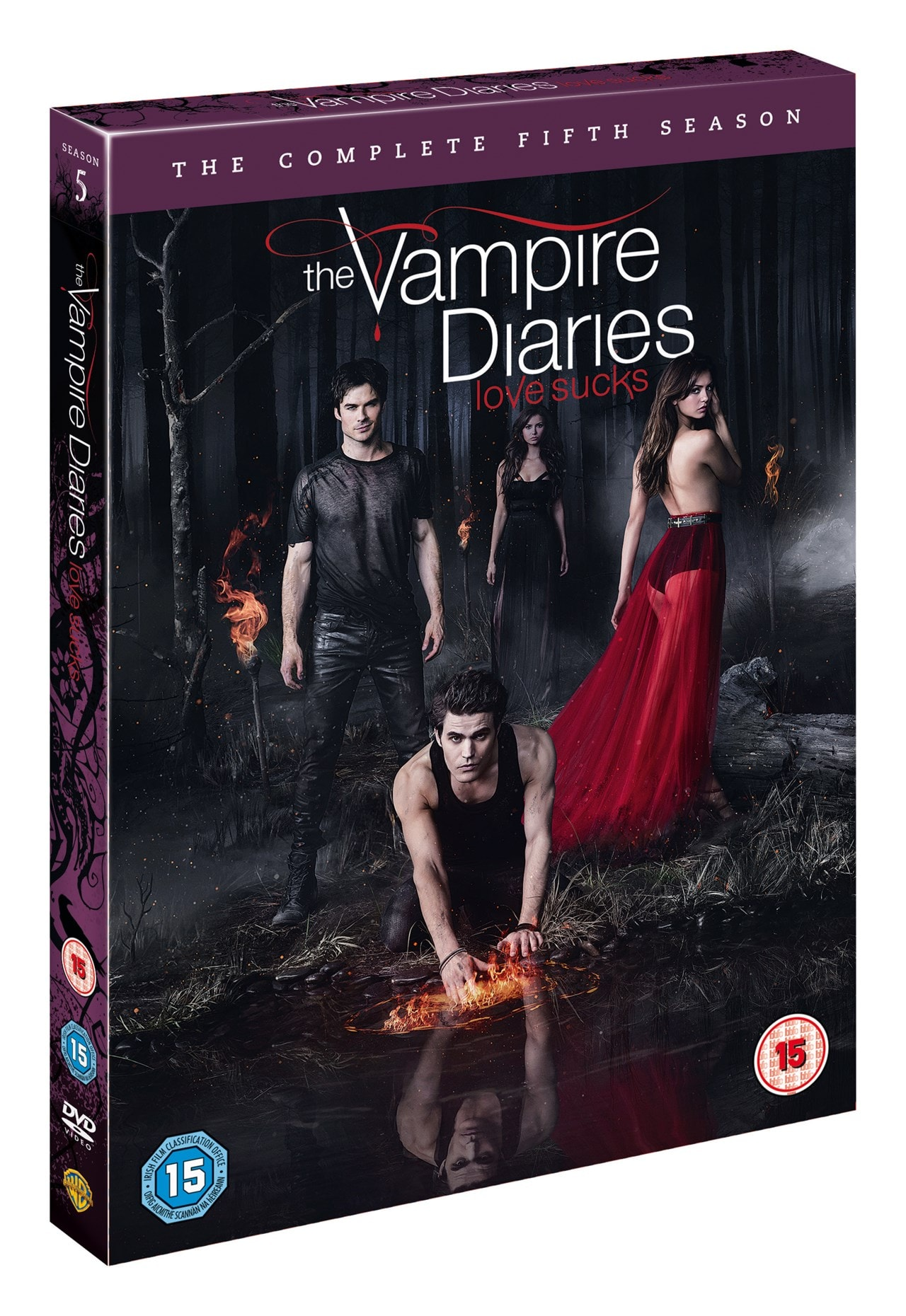 The Vampire Diaries: The Complete Fifth Season - 2