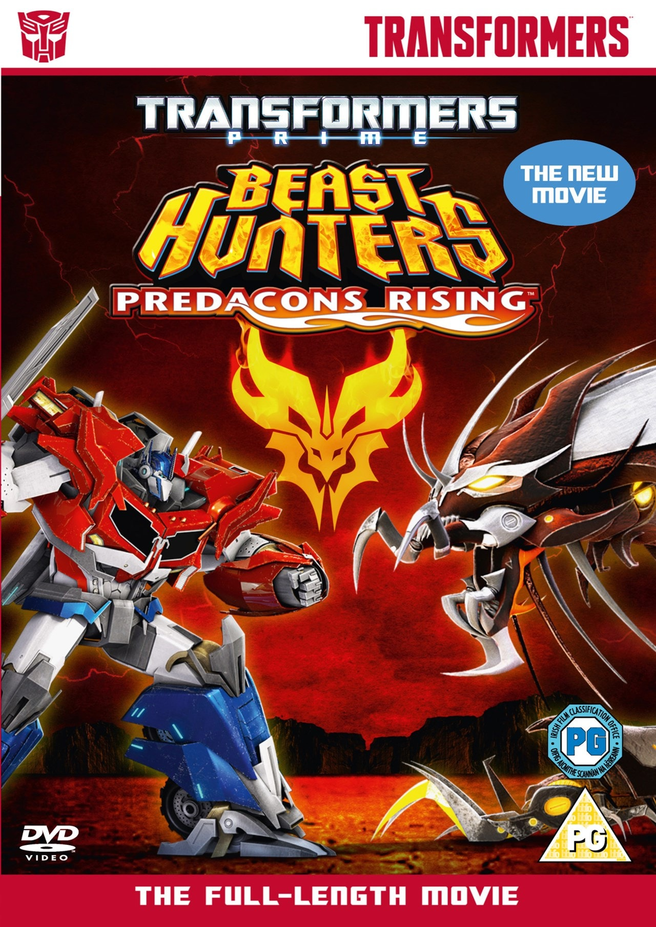 Transformers Prime Beast Hunters - Predacons Rising - 1