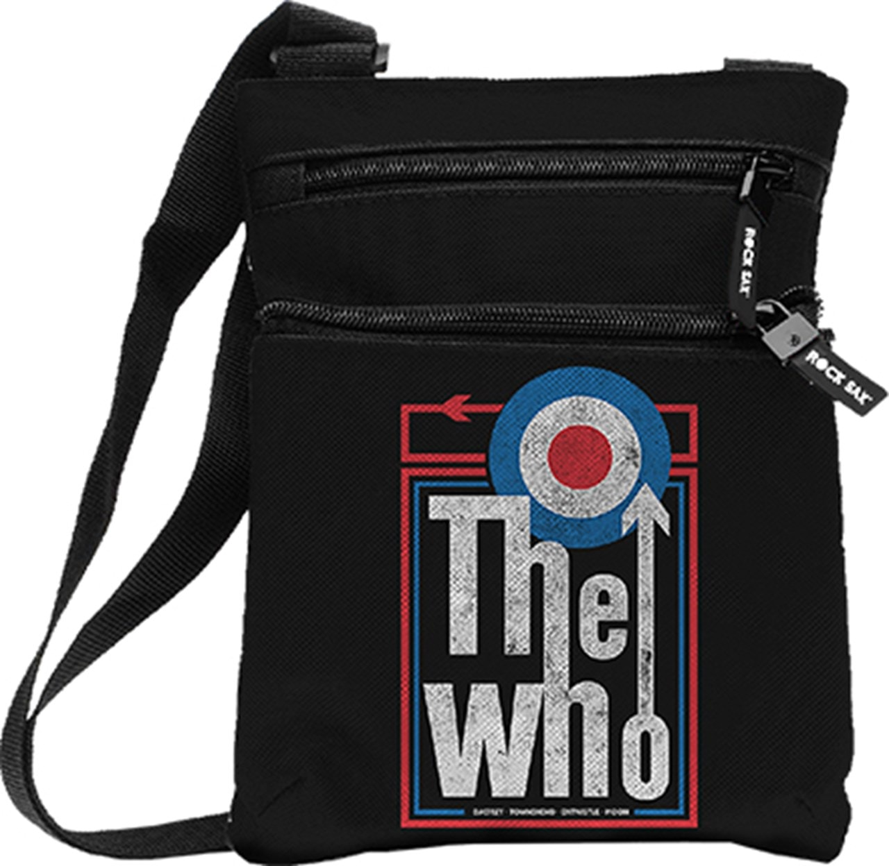 The Who: Target Body Bag - 1