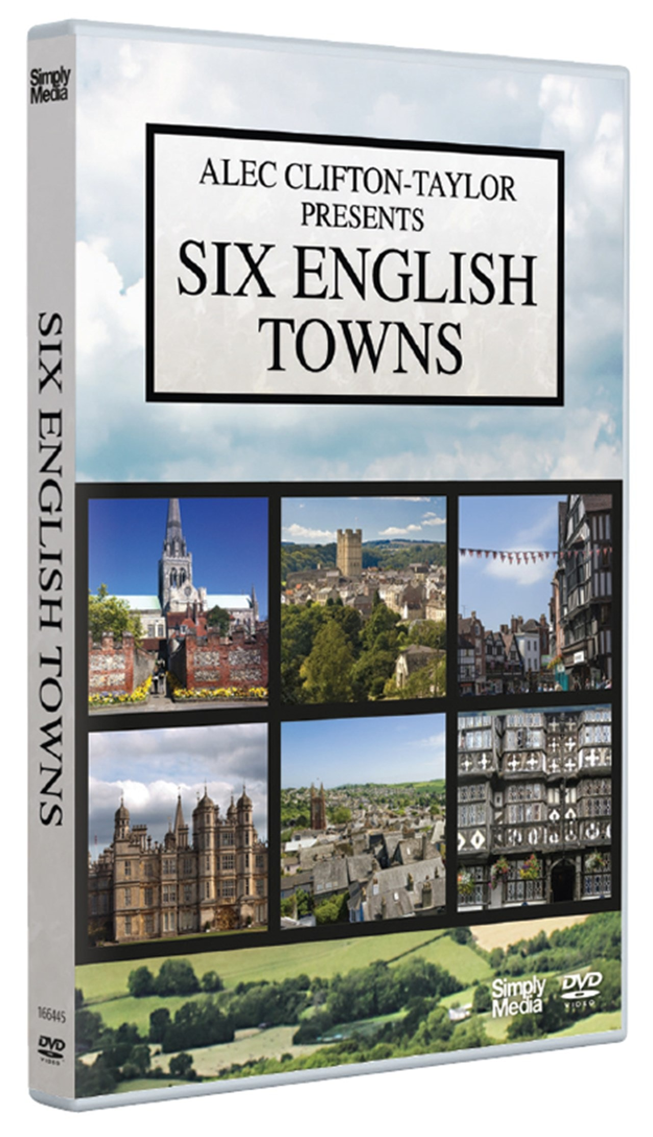 Six English Towns: Series 1 - 1
