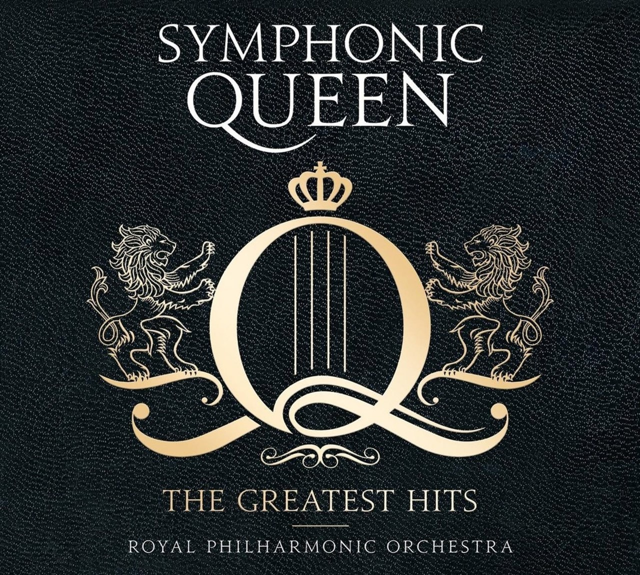Symphonic Queen: The Greatest Hits - 1