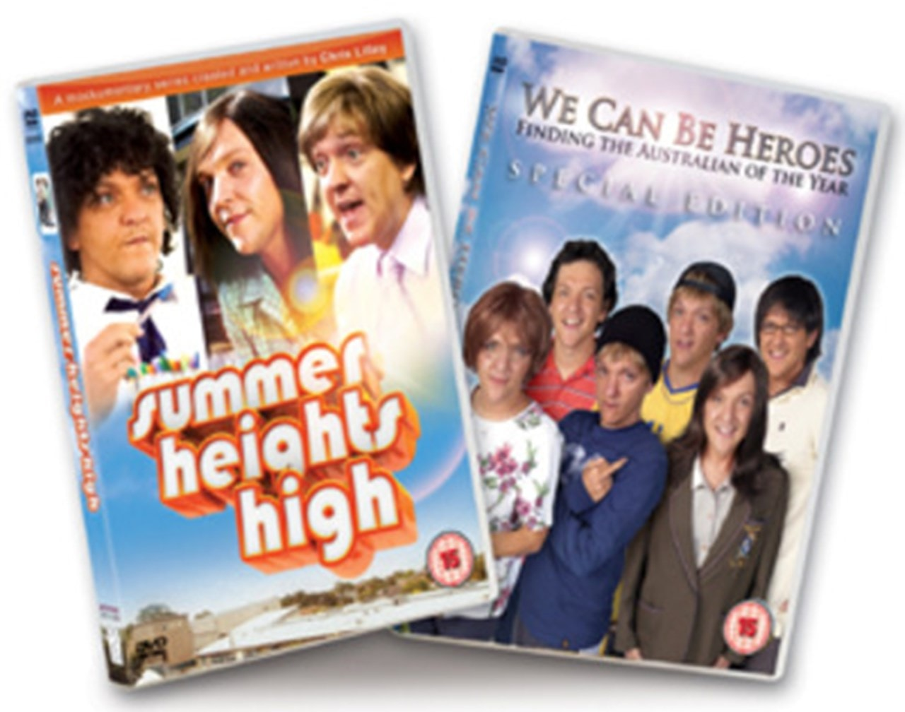 Summer Heights High/We Can Be Heroes - 1