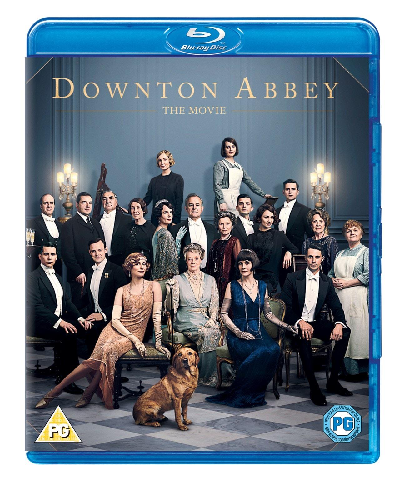 Downton Abbey the Movie - 1