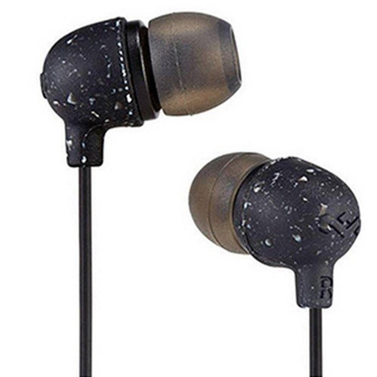 House Of Marley Little Bird Black Earphones W/Mic - 3