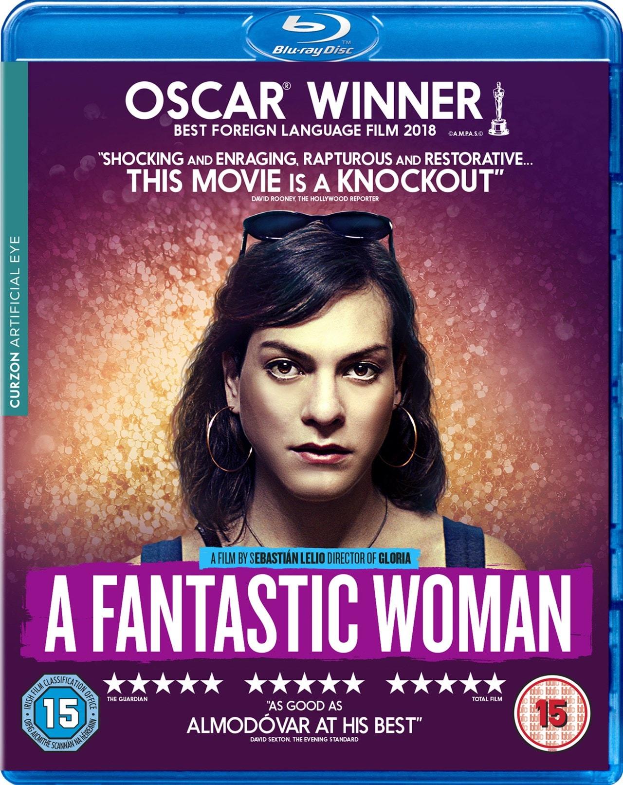 A Fantastic Woman - 1