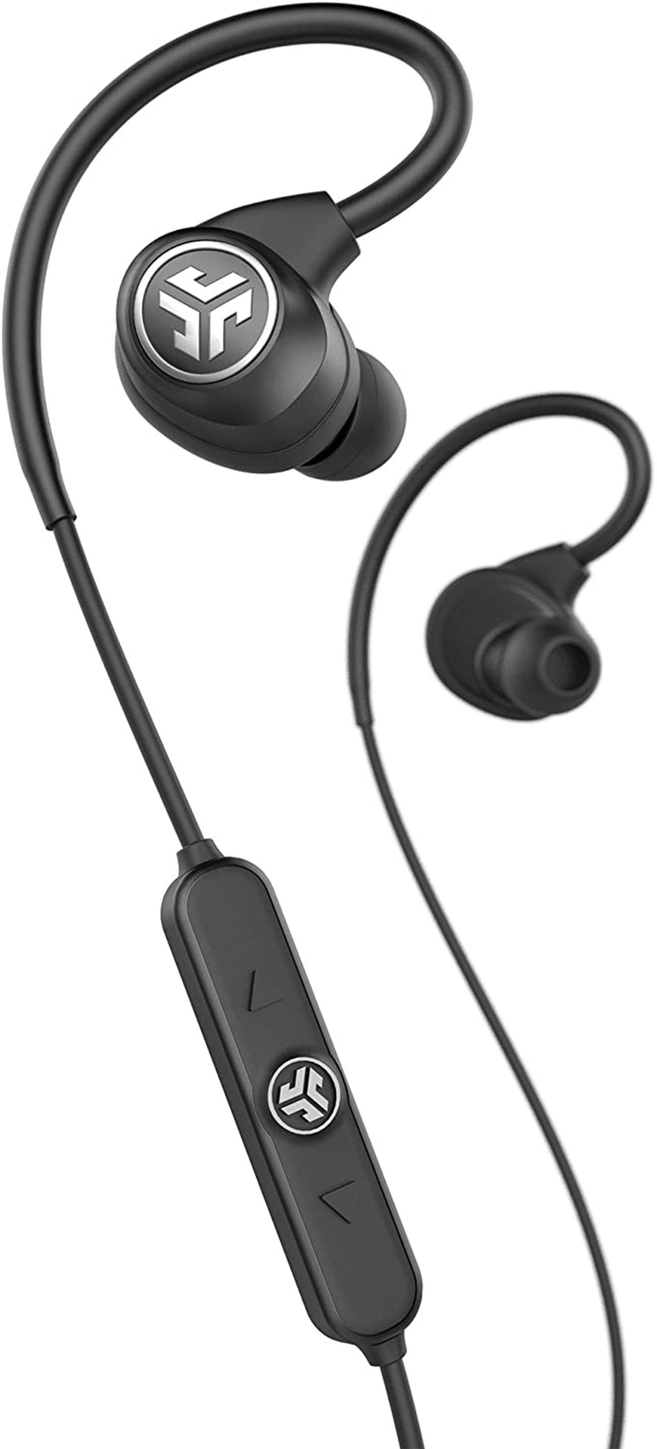 J-Lab Epic Sport Black Bluetooth Earphones - 2