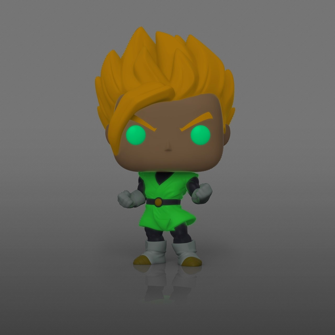 Super Saiyan Gohan (858) Dragon Ball (hmv Exclusive) Glow in the Dark Pop Vinyl - 3