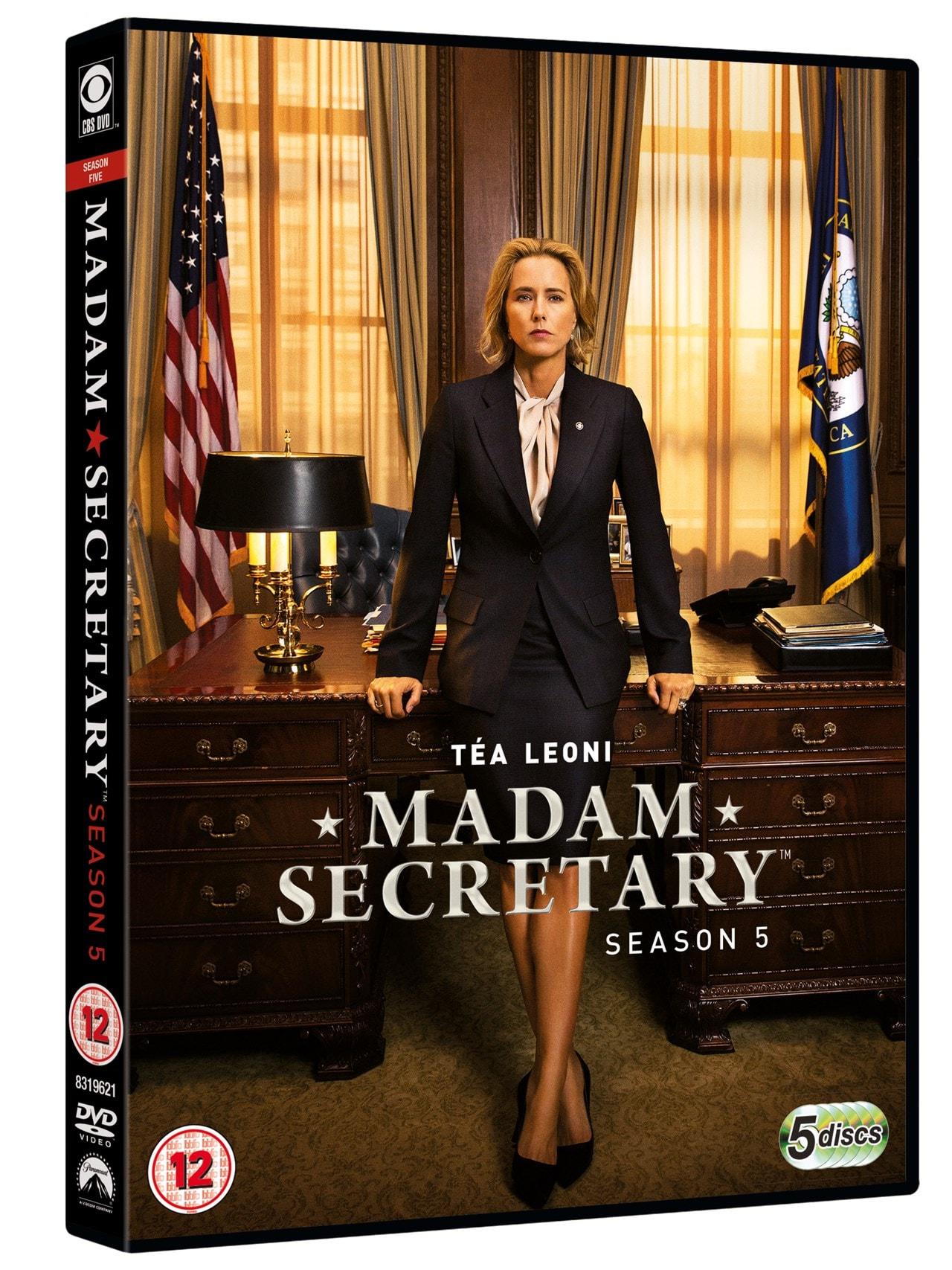 Madam Secretary: Season 5 - 2
