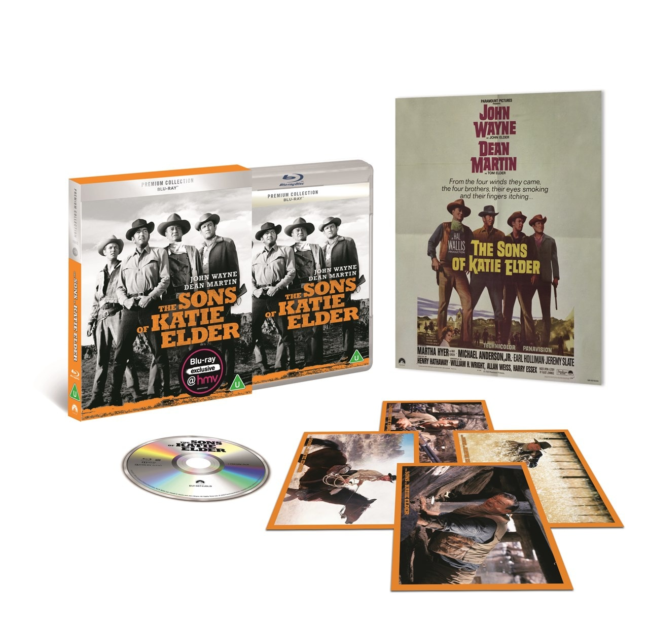 The Sons of Katie Elder (hmv Exclusive) - The Premium Collection - 1