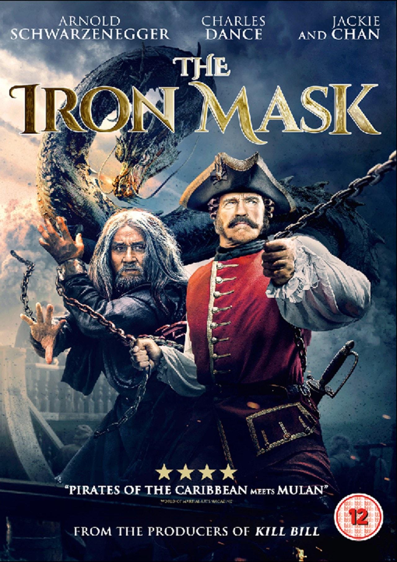 The Iron Mask - 1