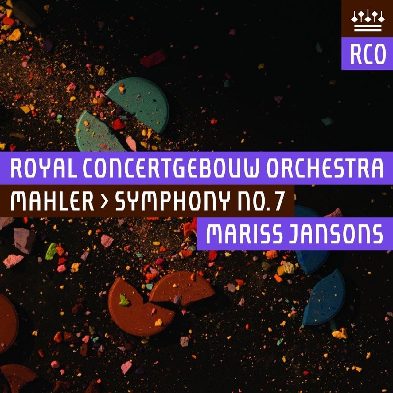 Mahler: Symphony No. 7 - 1
