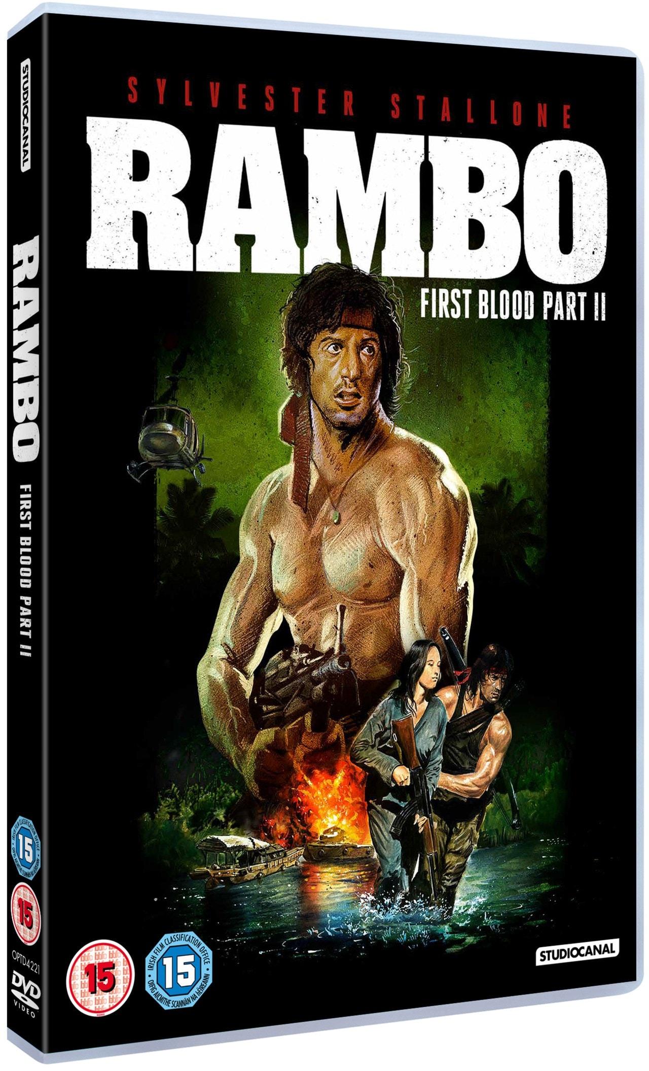 Rambo - First Blood: Part II - 2