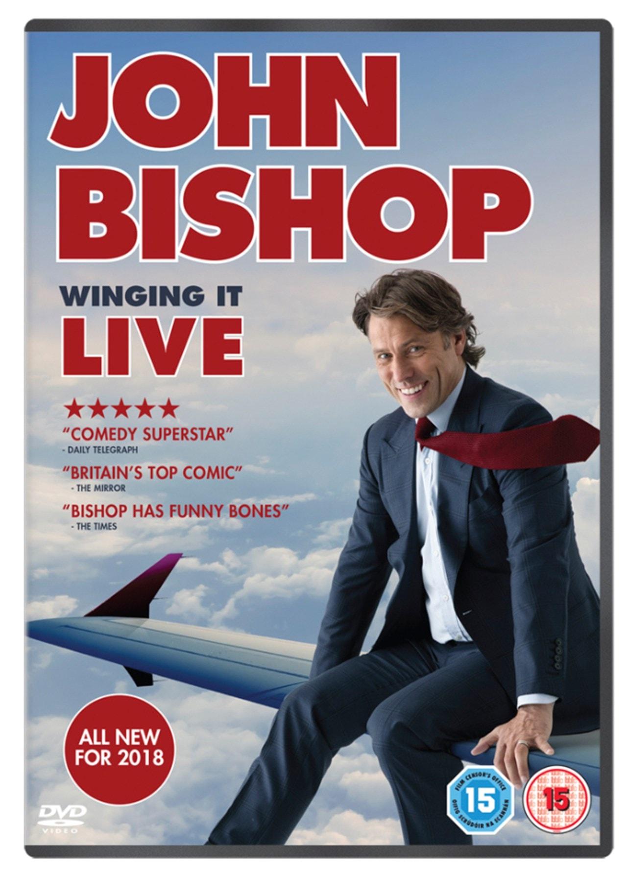 John Bishop: Winging It - Live - 1