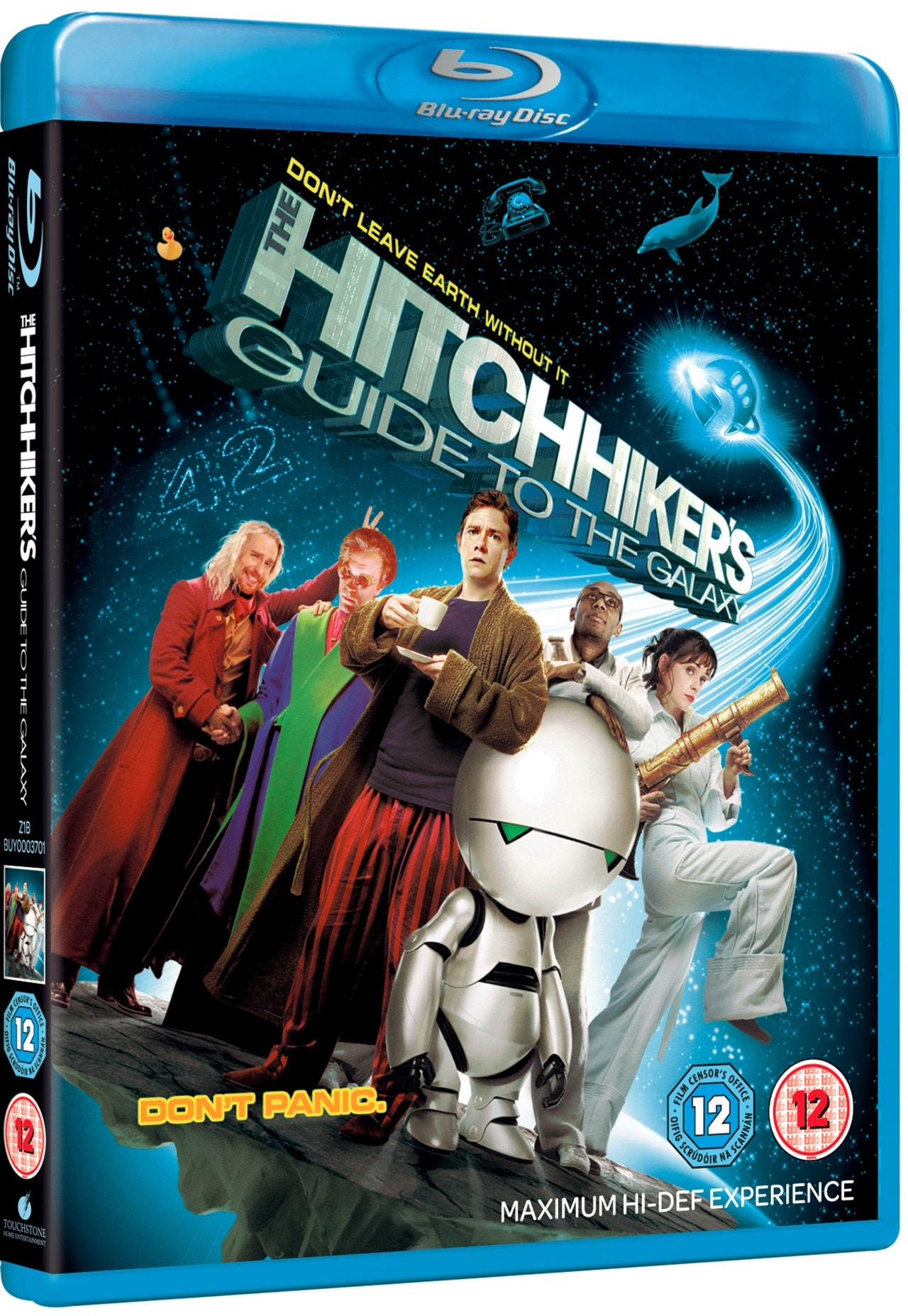 The Hitchhiker's Guide to the Galaxy - 2