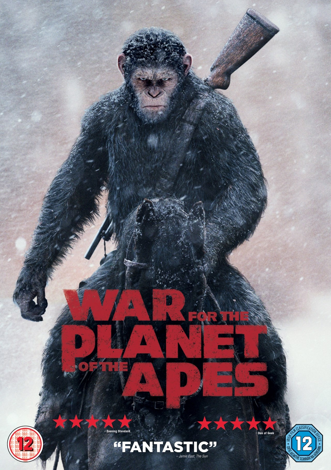 War for the Planet of the Apes - 1