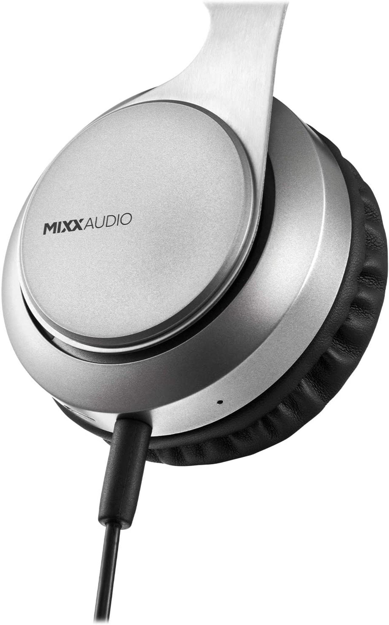 Mixx Audio JX1 Space Grey On Ear Bluetooth Headphones - 6