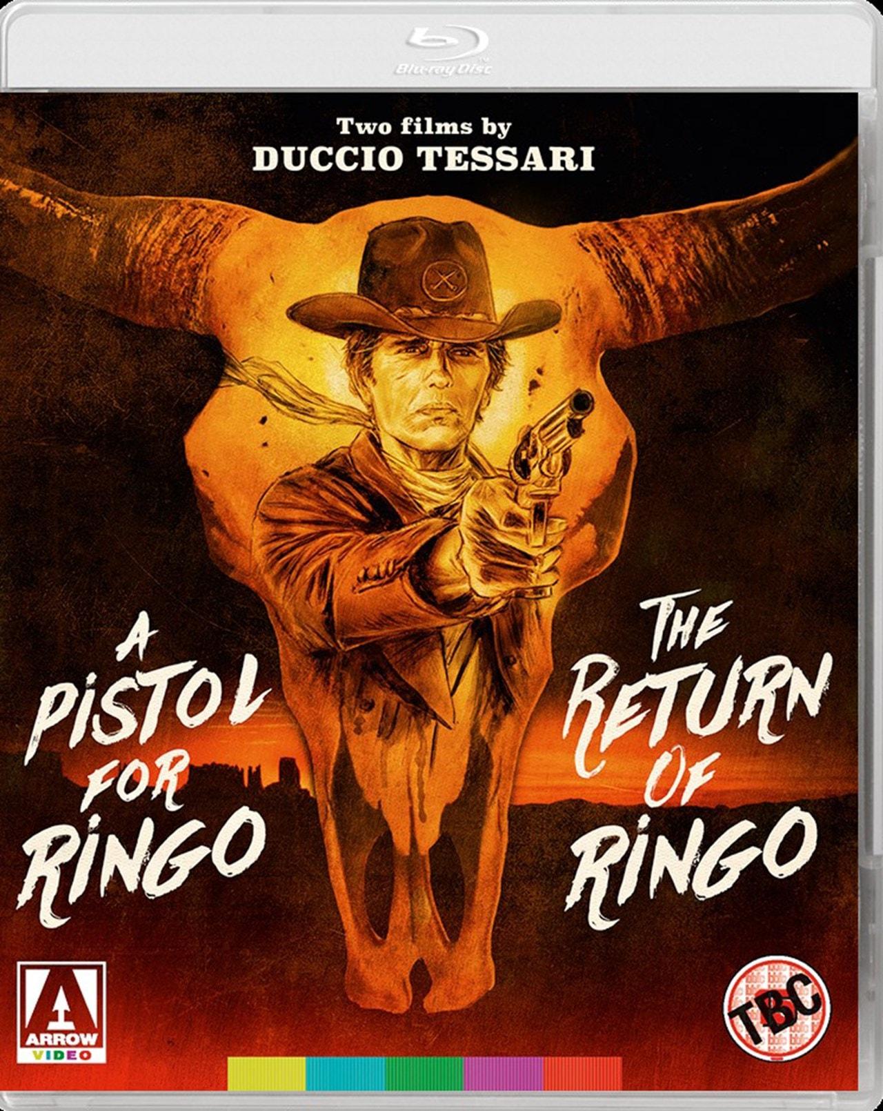 A Pistol for Ringo/The Return of Ringo - 1