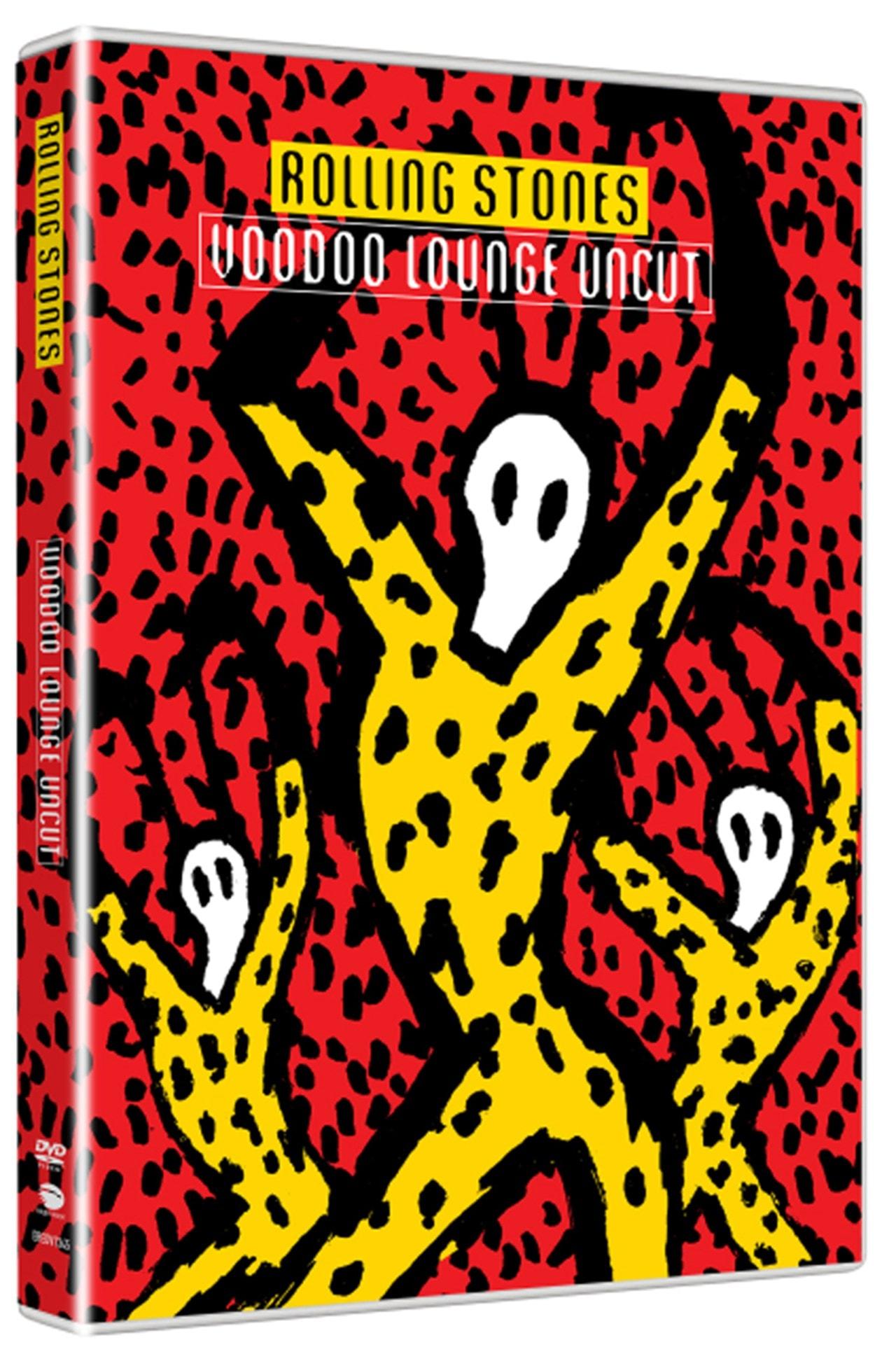 The Rolling Stones: Voodoo Lounge Uncut - 1