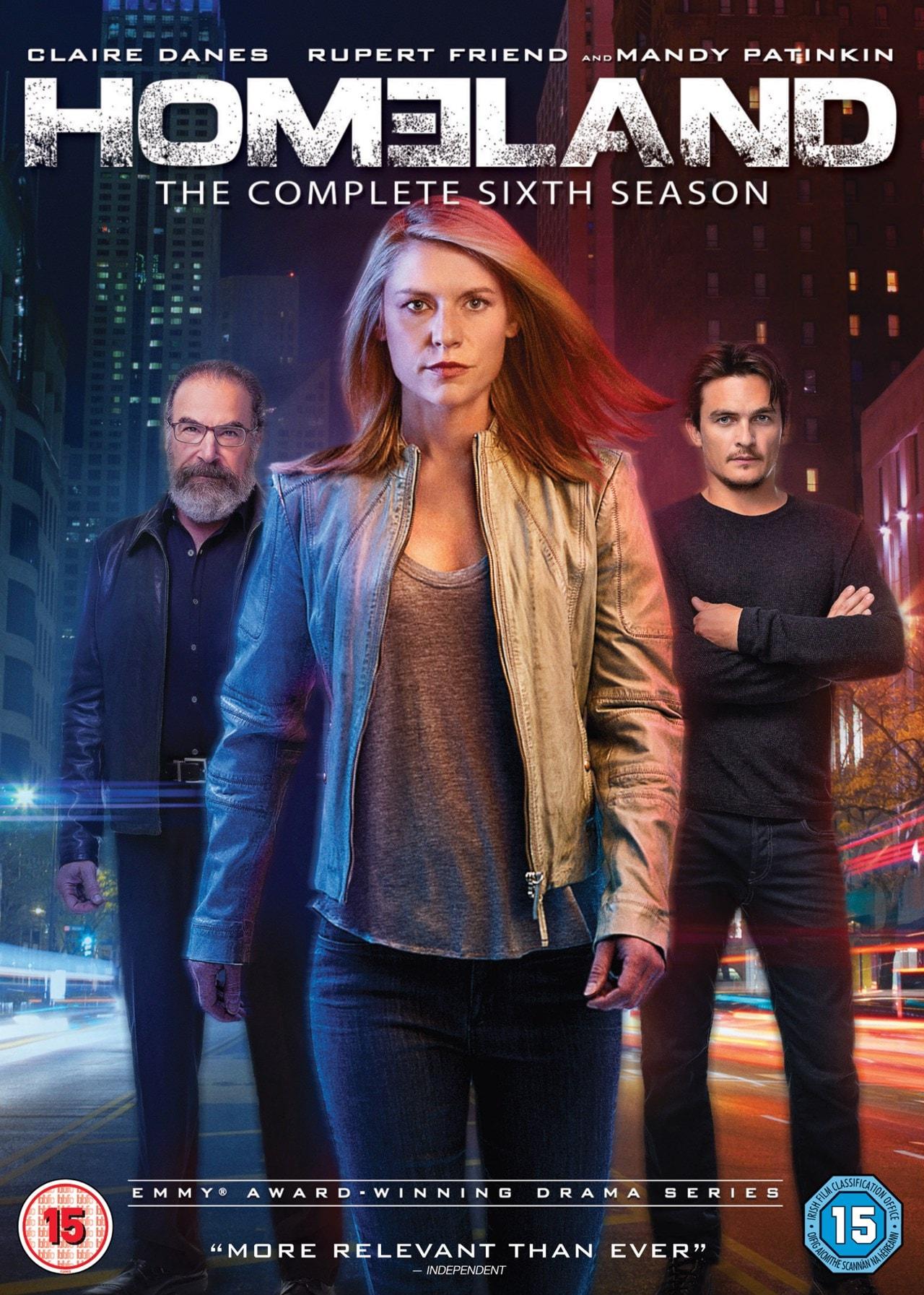 Homeland: The Complete Sixth Season - 1