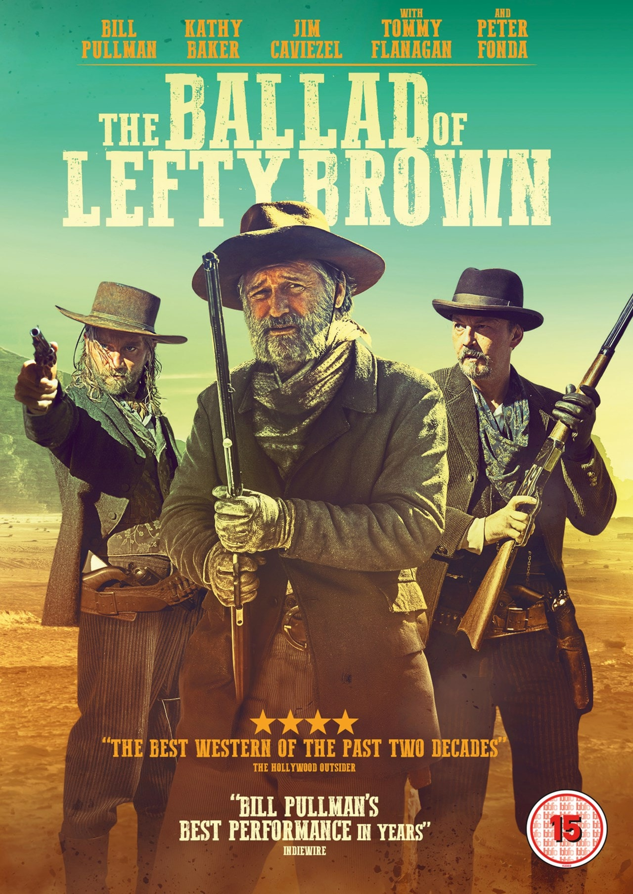 The Ballad of Lefty Brown - 1