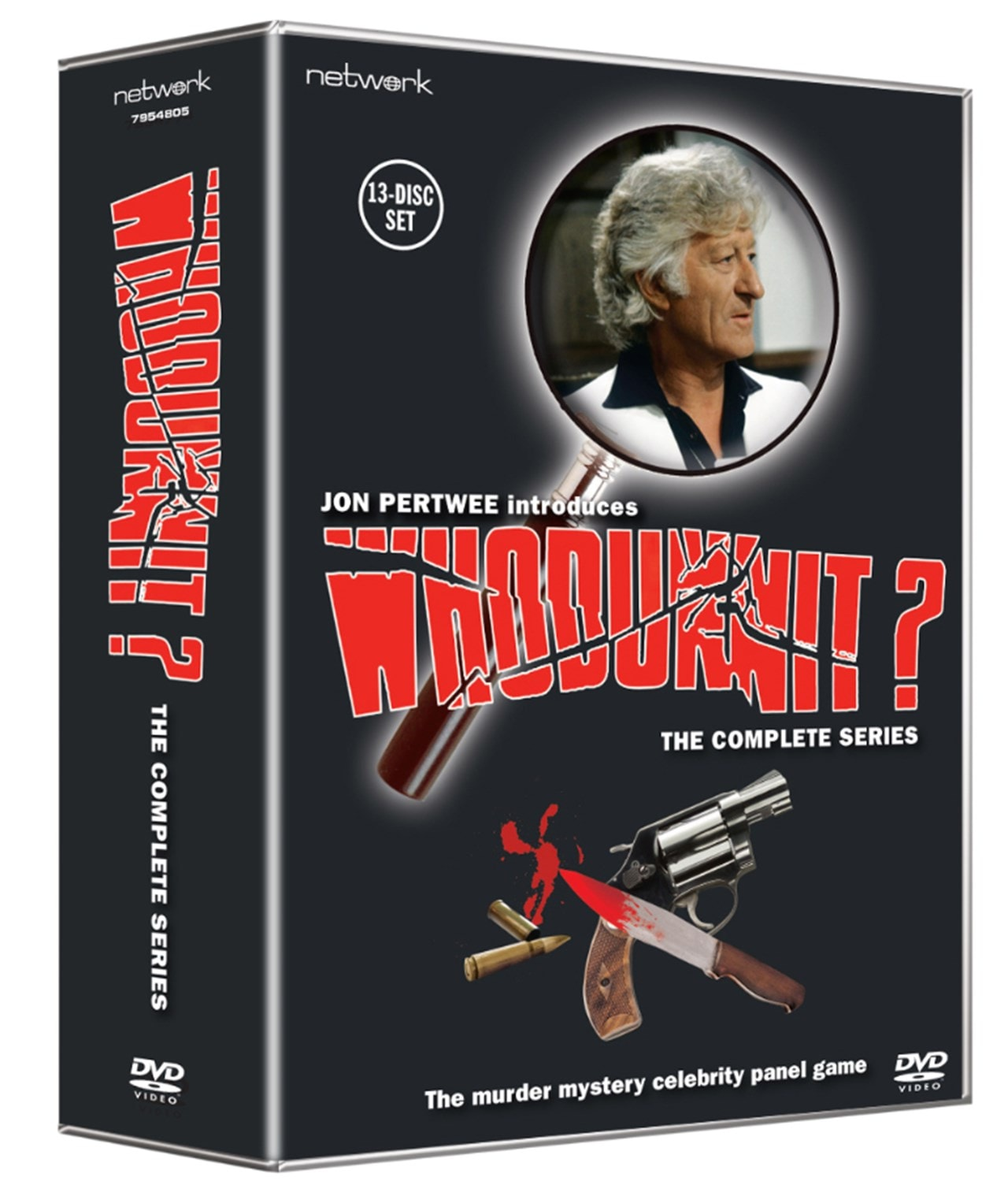 Whodunnit: The Complete Series - 2