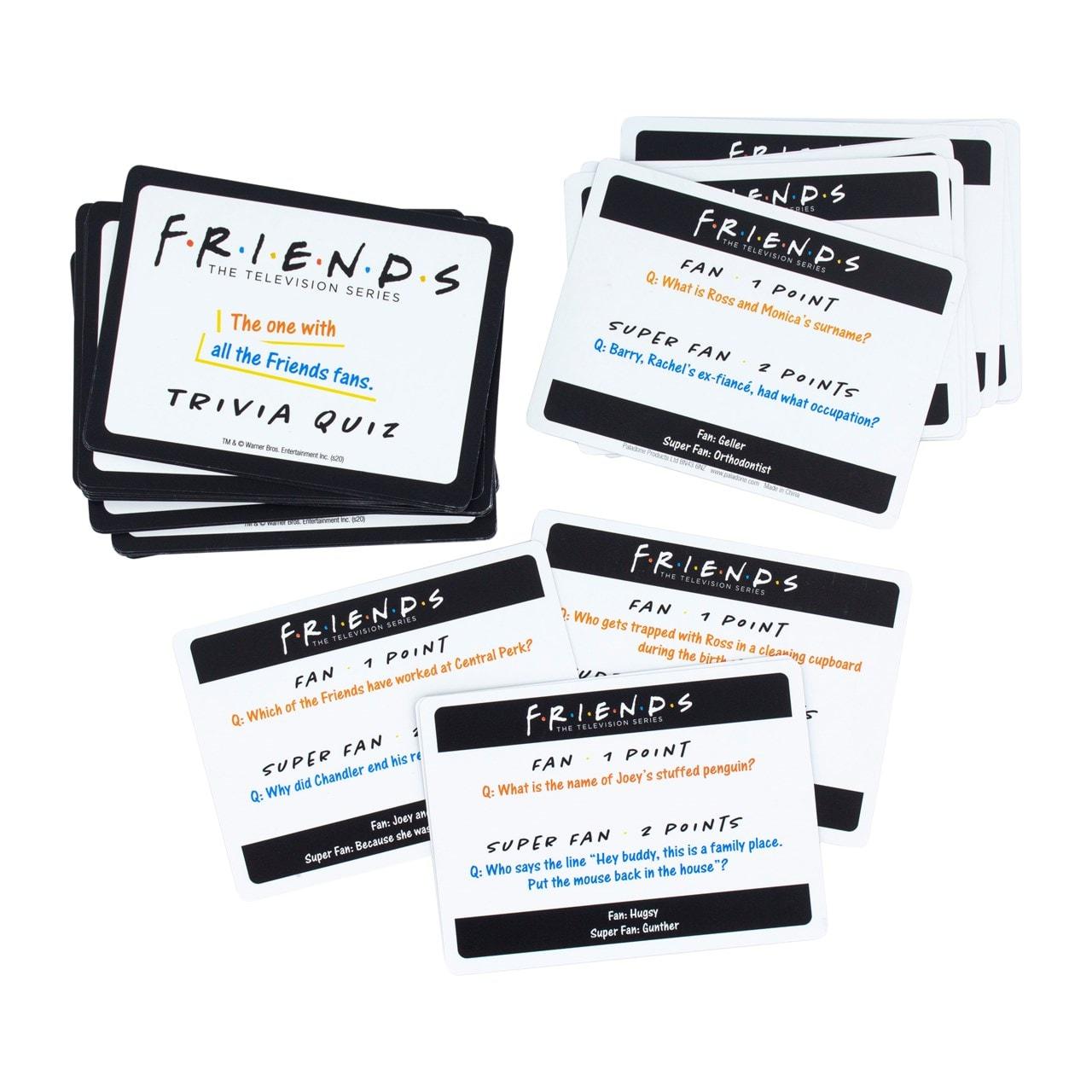 Friends Trivia Quiz (2nd Edition) - 2