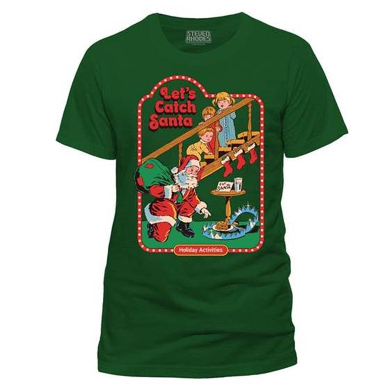 Steven Rhodes: Let's Catch Santa (hmv Exclusive) (Small) - 1