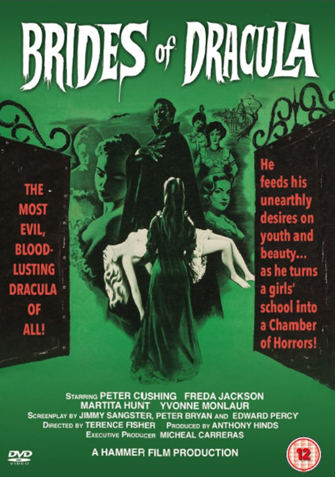 The Brides of Dracula - 1