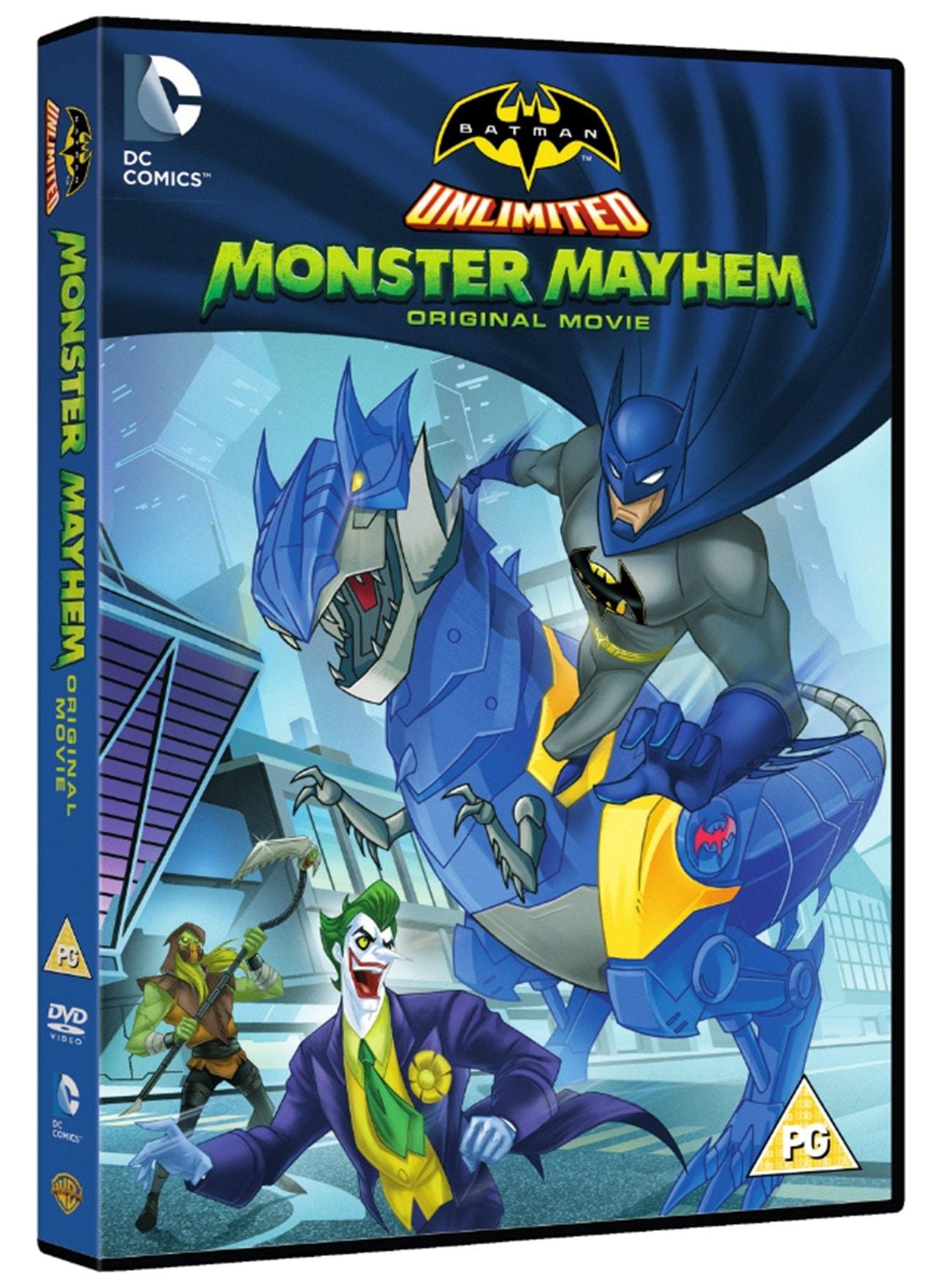 Batman Unlimited: Monster Mayhem - 2