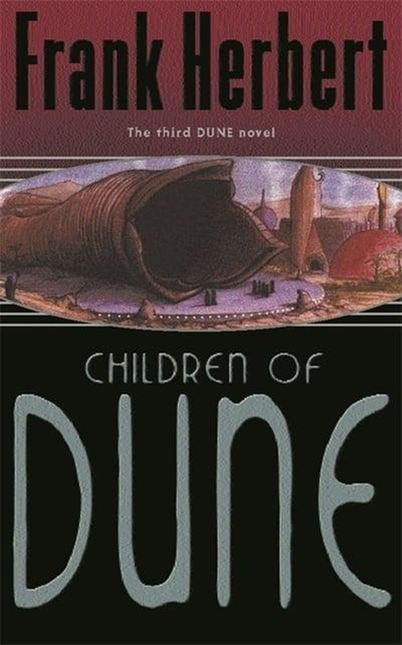 Children Of Dune - 1