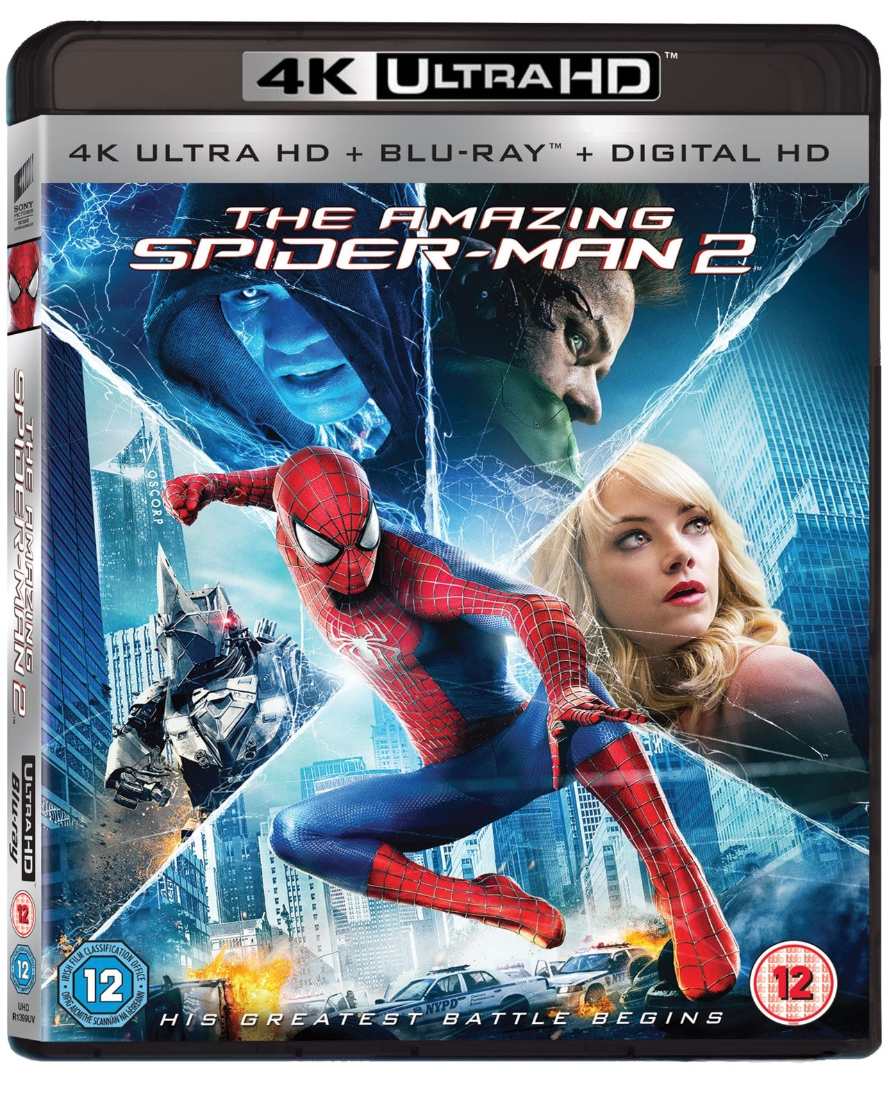 The Amazing Spider-Man 2 - 1