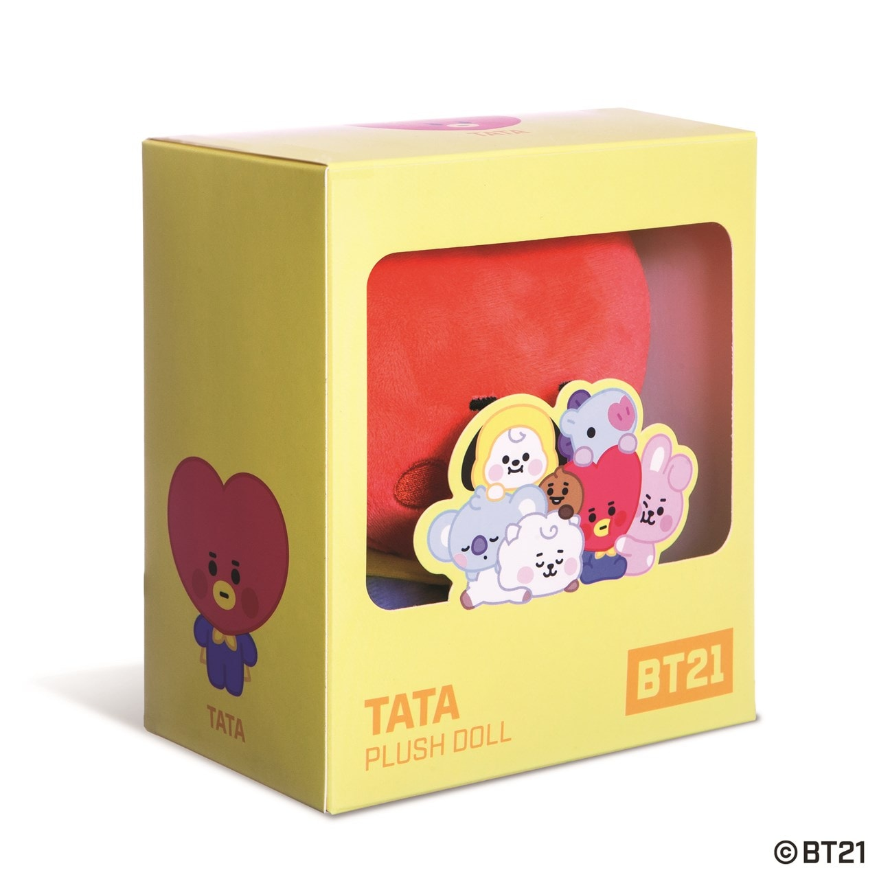 Tata Baby: BT21 Small Soft Toy - 3