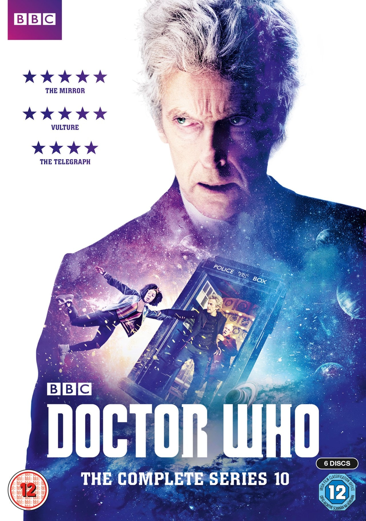 Doctor Who: The Complete Series 10 - 1